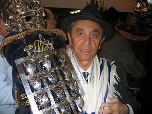 ר' שאול זעליג הכהן בלבין הכ'מ