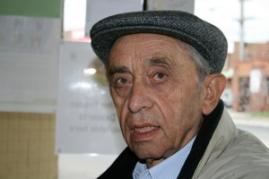 My father, Shaul Zelig HaCohen ז''ל